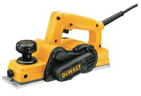 Plaina 1.0MM 550W 127V D26676-BR - DEWALT