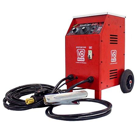 Repuxadeira elétrica SPOTCAR 840 220V - V8 BRASIL