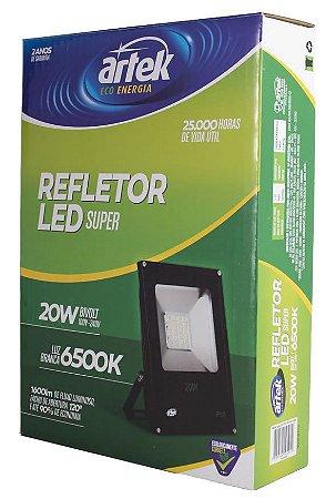 Refletor LED 20W 100V/240V 6500K - Artek