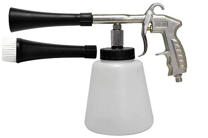 Pistola Tornadora de Sucção Modelo PRO-209 Pneumática - PDR
