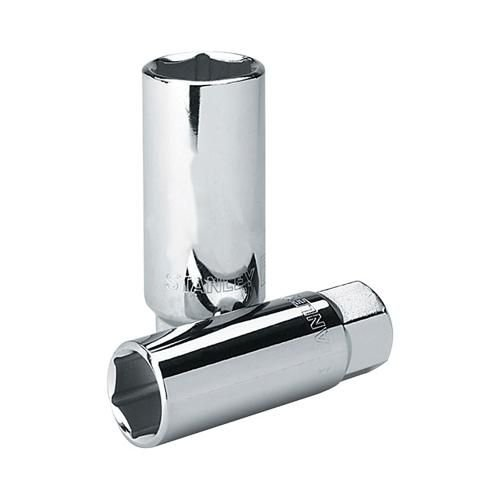 Soquete de Vela de 21mm – 13/16″ com encaixe de 1/2″ 4-86-581 - Stanley