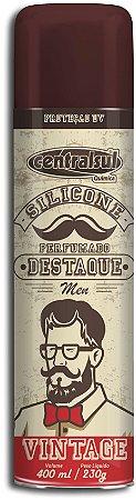 Silicone Spray Destaque Men Vintage 400ml - 014750-8 - Centralsul