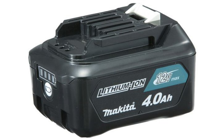 Bateria de Lítio 12V 4.0 Ah - BL1041B (CXT) - 197407-0 - Makita