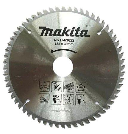 Lâmina para Serra Makita 185mmx30mm - D-63622 - Makita