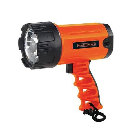 Lanterna Farol Portátil de LED Recarregável BSL100 - Black & Decker