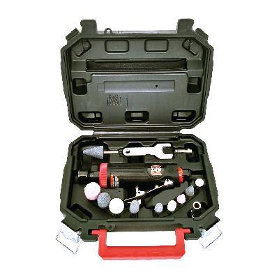 """Retífica Reta Pneumática 1/4"""" Com Maleta SGT-0615K - 0701061505 - Sigma"""