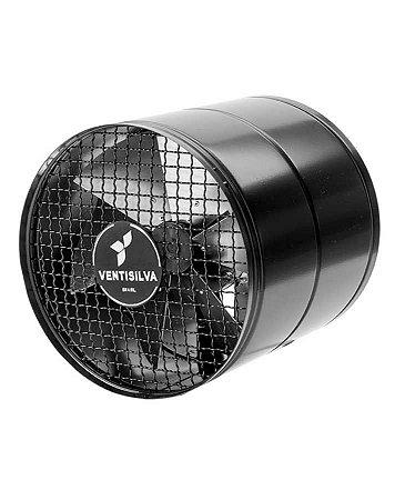 Exaustor Industrial Axial Monofásico 30cm 6P 110V/220V - 9020104 - Ventisilva