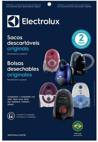 Kit Descartável One/ Trio/maxtrio/ingenio/ Twen - 77405194 - Electrolux