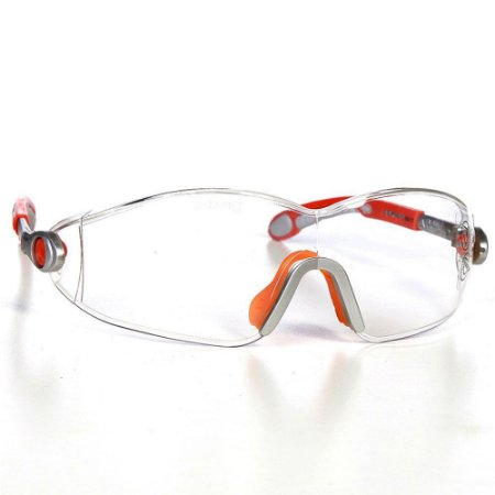 Óculos de Segurança Vulcano2 Clear - VULC2ORIN - PROSAFETY