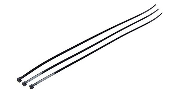 Abraçadeira Nylon 400 x 4.8 (100 Unidades) - 012488212 - Carbografite