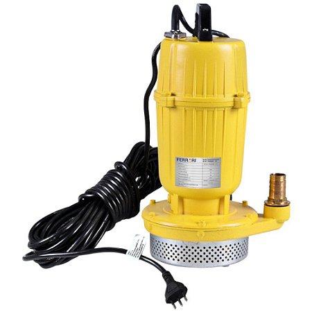 Bomba D'Água Submersível BS-32 Premium 1,0CV 220V - AAB1050018 - Ferrari