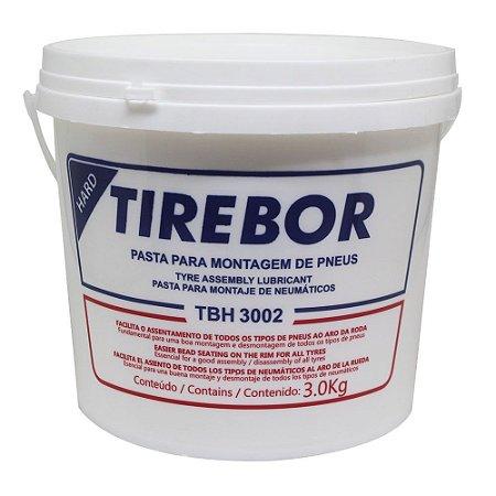 Pasta para Montagem de Pneus 3KG - TBH3002 - Tirebor