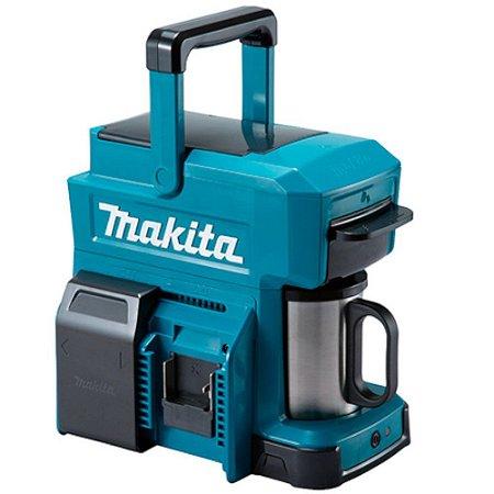 Cafeteira a Bateria 240ml 12V (CXT) 18V (LXT) S/ Kit Força - DCM501Z - Makita