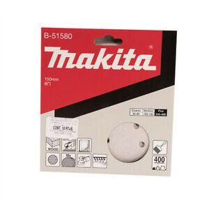 Disco de Lixa 6 GR400 10 unidades - B-51580 - Makita