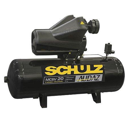 Compressor de Ar MCSV 20/150L Audaz - Schulz