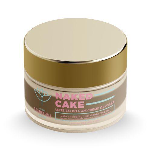 Naked Cake - Vela Anti Aging Hidratante Corporal