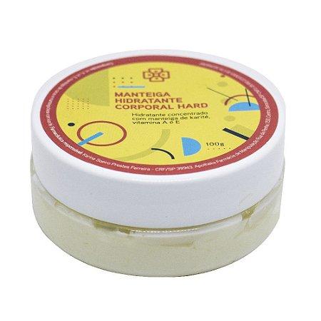Manteiga Hidratante Corporal Hard