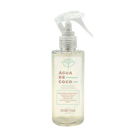 Água de Coco - Spray Capilar Multiprotection - Mar e Piscina