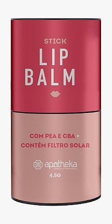 Lip Balm Stick - Com Filtro Solar, PEA e CBA