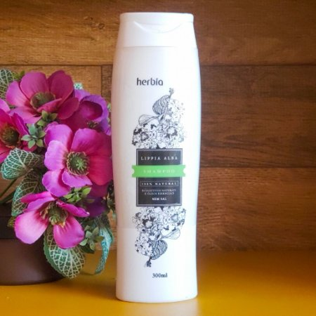 Shampoo Lippia Alba 300ml - Herbia