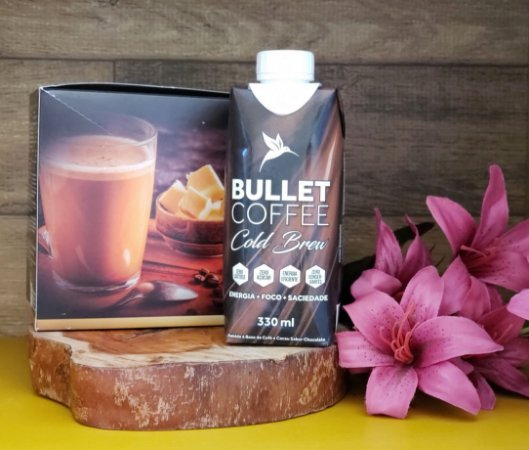 Bullet Coffee Cold Brew 330 ml- PURA VIDA