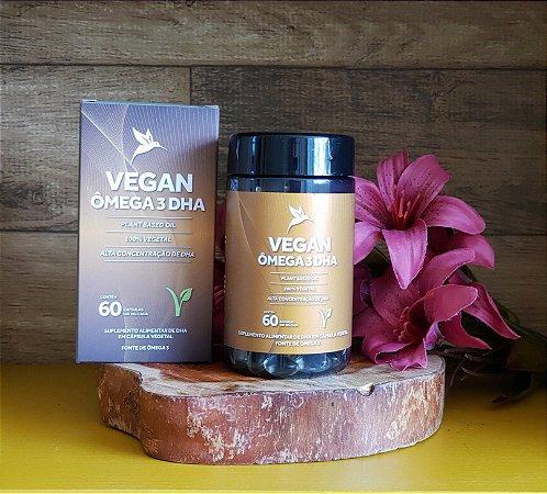 Vegan Ômega 3 DHA - Pura Vida
