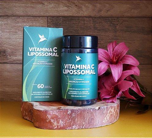 Vitamina C Lipossomal - PURA VIDA