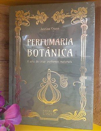 LIVRO - PERFUMARIA BOTÂNICA