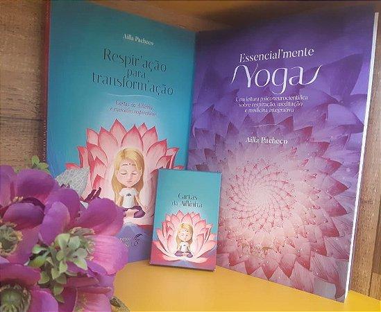 Kit Essencial'Mente Yoga - Editora Laszlo