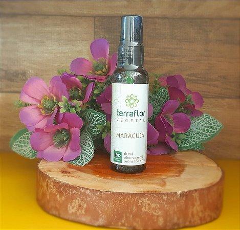 Óleo Vegetal de Maracujá – Terra Flor – 60ml