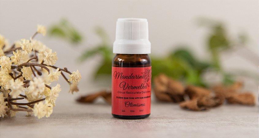 Oleo Essencial  Mandarina Vermelha - Amor de Maynha