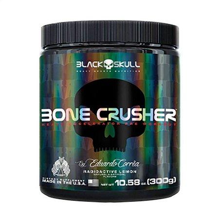 Pré Treino Bone Crusher 300g - Black Skull
