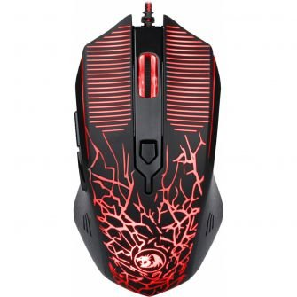 Mouse Gamer Redragon Inquisitor Basic RGB 3200 DPI - 5 Botões