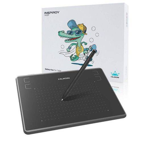 Mesa Digitalizadora Huion Inspiroy Pen Tablet H430p Express Keys