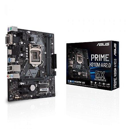Motherboard Asus Prime H310M-E R2.0
