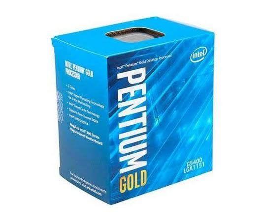 PC GAMER INTEL G5400 | 8GB DDR4 | PLACA DE VÍDEO| GT730 4GB | HD 1TB SEAGATE