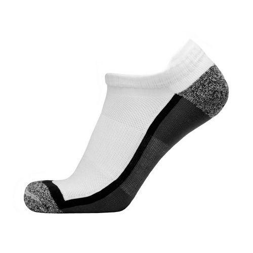 Meia Poliamida Esportiva Cinza Ted Socks
