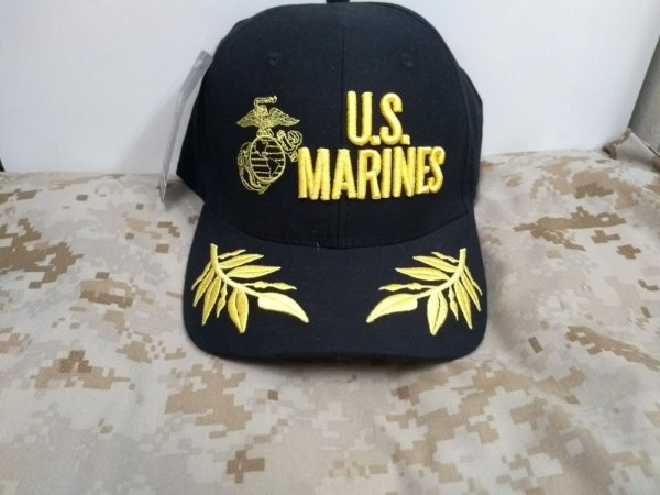 Boné US Marines
