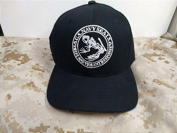 Boné Navy Seals (Emblema)
