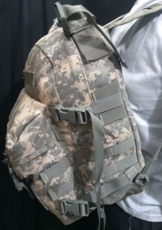 MOLLE II 3DAY ASSALT