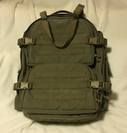 Mochila London Bridge LBT-1562A Jumpable Large Field Care Tactical Medical Backpack coyote