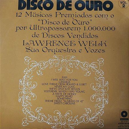 LP -  Disco de Ouro - Volume 2