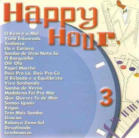 CD - Happy Hour 3 - Happyy Hour (Vários Artistas)