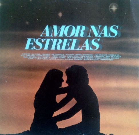 LP - Amor nas Estrelas (Vários Artistas)