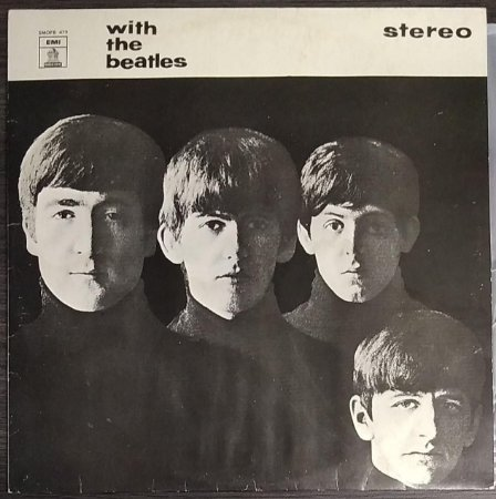 LP - The Beatles – With The Beatles (1963)