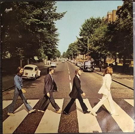 LP - The Beatles – Abbey Road (1969)