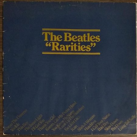 LP - The Beatles – Rarities