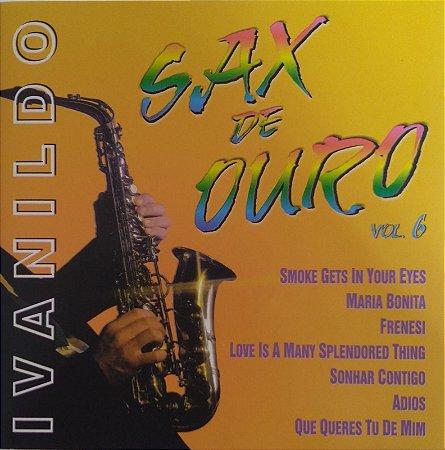 CD - Ivanildo - Sax de Ouro