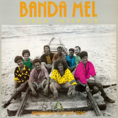 LP - Banda Mel - Força Interior