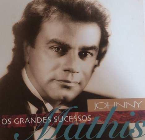 CD - Johnny Mathis - Os Grandes Sucessos